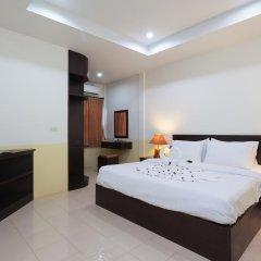 Отель Bangtao Kanita House 2* Номер Делюкс с двуспальной кроватью фото 13