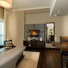 First Central Hotel Suites 4* Представительский люкс с различными типами кроватей фото 4