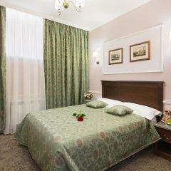 Гостиница Старый Город на Кузнецком 3* Улучшенный номер двуспальная кровать фото 4