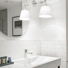 Отель GASTWERK Гамбург ванная