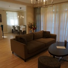 Отель Aparthotel Wooden Villa интерьер отеля фото 2