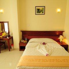 Phuoc Loc Tho 2 Hotel 2* Номер Делюкс с различными типами кроватей фото 4