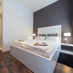 Отель Prima Luxury Rooms 4* Стандартный номер с различными типами кроватей фото 4