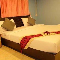 Отель Marina Hut Guest House - Klong Nin Beach 2* Стандартный номер с различными типами кроватей фото 37