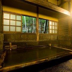 Отель Kurokawa Onsen Oku no Yu Минамиогуни ванная