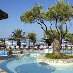 Anthemus Sea Beach Hotel and Spa бассейн