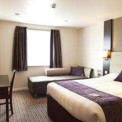 Отель Premier Inn London Lewisham комната для гостей фото 4