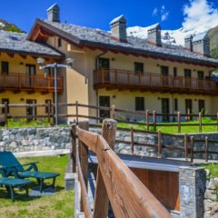 Апартаменты Gressoney Halldis Apartments