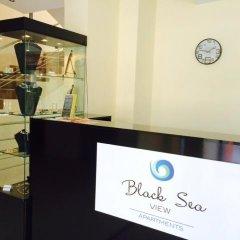 Отель Black Sea View Apartments Болгария, Равда - отзывы, цены и фото номеров - забронировать отель Black Sea View Apartments онлайн интерьер отеля фото 3