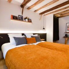 Отель Hôtel Victoire & Germain 4* Стандартный номер с различными типами кроватей фото 9