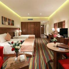 Al Khaleej Plaza Hotel 4* Стандартный номер с различными типами кроватей фото 6