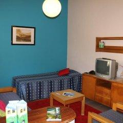 Отель Hospedaria Verdemar Апартаменты с различными типами кроватей фото 12