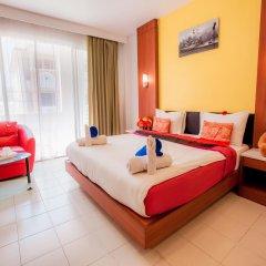 Отель Kata Blue Sea Resort комната для гостей фото 2