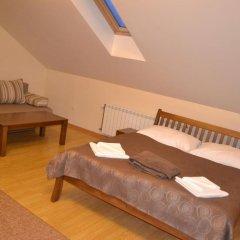 Гостиница Премьера Стандартный семейный номер разные типы кроватей фото 3