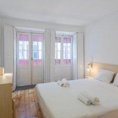 Отель Oporto City Flats Cimo de Vila B&B Порту комната для гостей фото 3