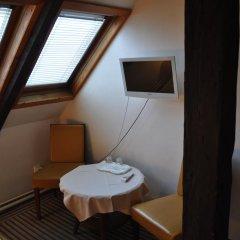 Hotel Svornost 3* Стандартный номер с различными типами кроватей фото 8