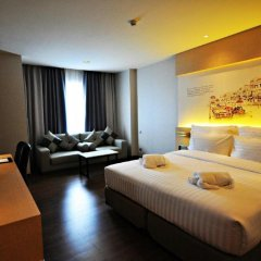 Отель PARINDA 4* Номер Делюкс фото 4