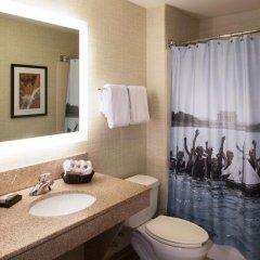 Отель Canopy By Hilton Washington DC Embassy Row 3* Стандартный номер с различными типами кроватей фото 6