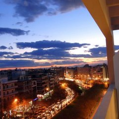 Athenian Callirhoe Hotel балкон