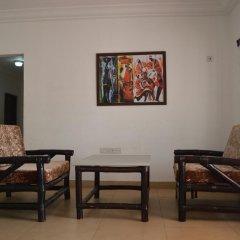 Отель Accra Luxury Lodge 2* Вилла с различными типами кроватей фото 6