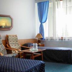 Гостиница Пансионат Нева Интернейшенел 2* Стандартный номер с двуспальной кроватью фото 3