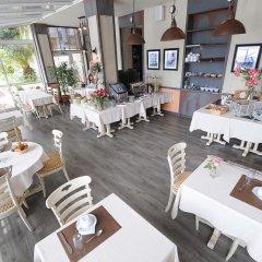 Отель The Originals des Orangers Cannes (ex Inter-Hotel) Франция, Канны - отзывы, цены и фото номеров - забронировать отель The Originals des Orangers Cannes (ex Inter-Hotel) онлайн питание фото 3