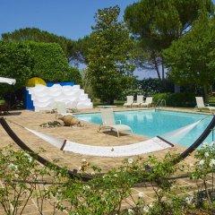 Отель Casa del Glicine Сполето бассейн фото 2