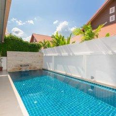 Отель The Ville Pool Villa Jomtien 3* Вилла с различными типами кроватей фото 28