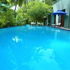 Отель Tropical Retreat бассейн