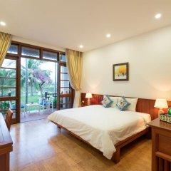 Отель Water Coconut Boutique Villas 3* Бунгало с различными типами кроватей фото 4