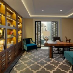 Отель Taj Dubai 5* Президентский люкс с различными типами кроватей фото 6