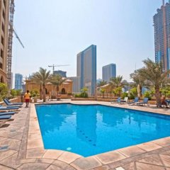 Отель Vacation Bay Rimal 3 Residence-JBR бассейн