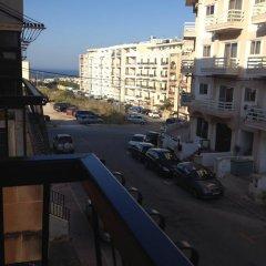 Отель Ariana балкон