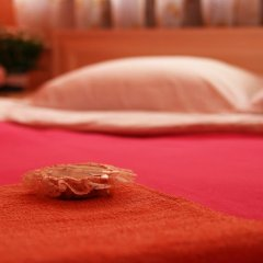 Хостел Уголок Стандартный номер с разными типами кроватей