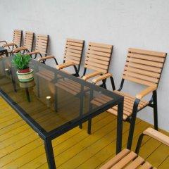 Отель Star Guest Oneroomtel балкон
