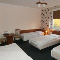 Отель Zajazd Sportowy комната для гостей