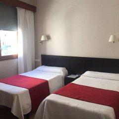 Отель Hostal Jakiton Стандартный номер с 2 отдельными кроватями фото 13