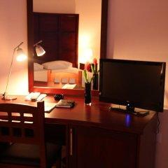 Hotel de Paris 3* Стандартный номер с различными типами кроватей фото 5