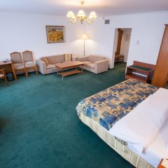 Гостиница Корстон, Москва 4* Улучшенная студия с разными типами кроватей фото 9