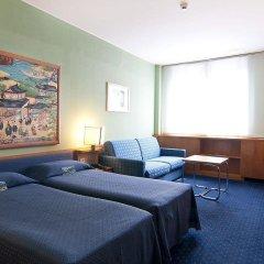 Galileo Hotel 4* Стандартный номер с различными типами кроватей фото 8
