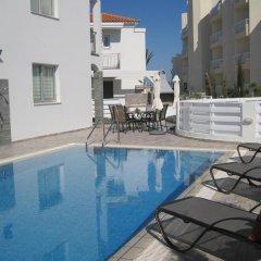 Отель Polyxenia Isaak Pelagos Villa бассейн фото 2