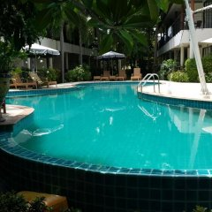 Отель Samui Emerald Condotel Таиланд, Самуи - 1 отзыв об отеле, цены и фото номеров - забронировать отель Samui Emerald Condotel онлайн бассейн фото 3