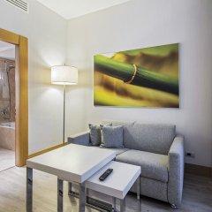 Отель NH Milano Touring 4* Люкс разные типы кроватей фото 5