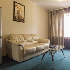 Отель Строитель Сыктывкар комната для гостей фото 4