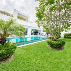 Отель Villas In Pattaya 5* Стандартный номер с различными типами кроватей фото 30