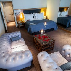 Отель Baud Hôtel Restaurant 4* Полулюкс с различными типами кроватей фото 3