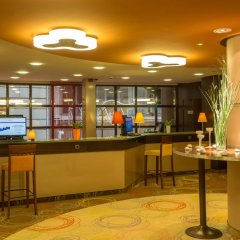 Отель Mercure Budapest City Center 4* Улучшенный номер с различными типами кроватей фото 7