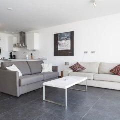 Poort Beach Hotel Apartments Bloemendaal 3* Улучшенные апартаменты с 2 отдельными кроватями фото 6