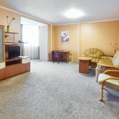 Мини-отель Малахит 2000 2* Люкс с различными типами кроватей фото 6