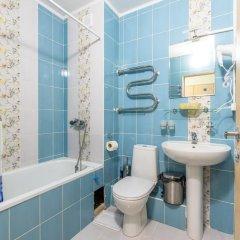 Гостиница АкваЛоо 3* Апартаменты с двуспальной кроватью фото 13